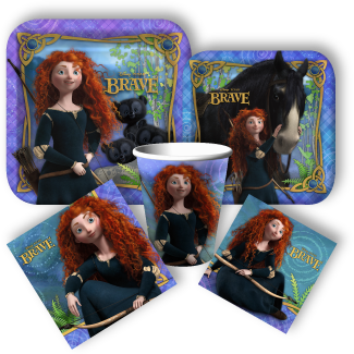 Disney Brave Party Supplies
